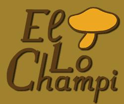 Logo Champignon Ellochampi